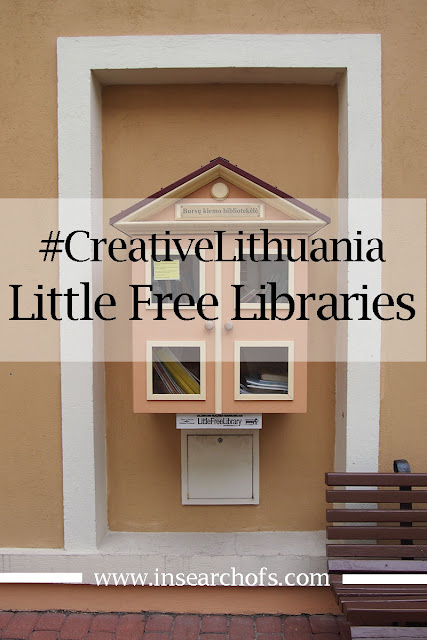 little free libraries in lithuania