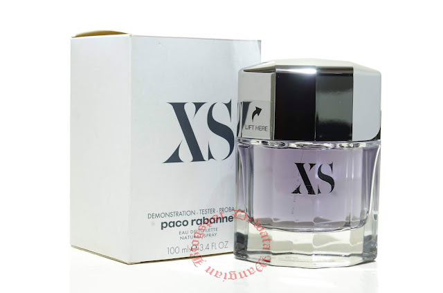PACO RABANNE XS (2018) Pour Homme Tester Perfume