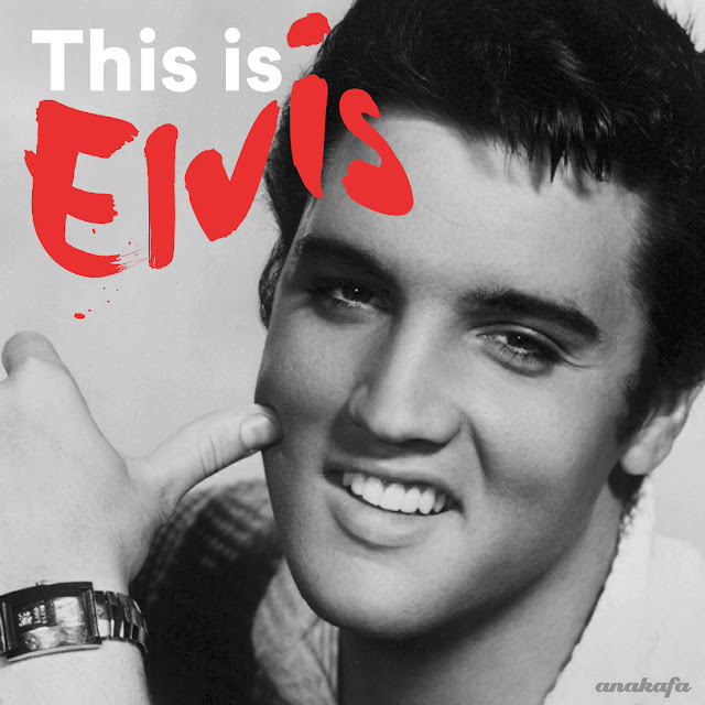 This is: Elvis Presley