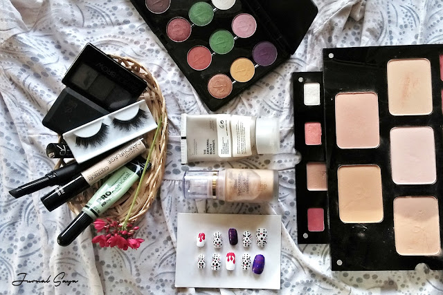 perlengkapan make up
