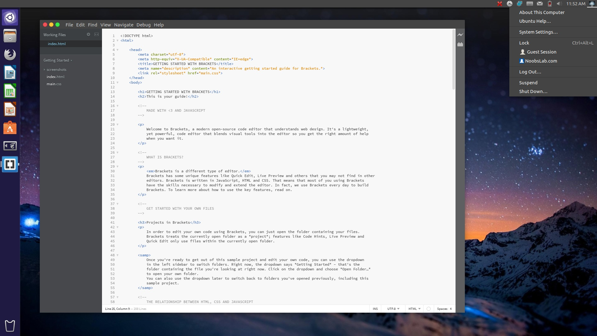 Brackets: A Great Code Editor For You? Find Out By Yourself