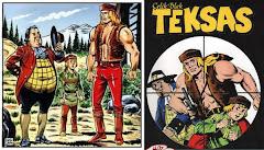 Çocukluğumuzun kahramanları IV - ÇELİK BLEK (TEKSAS çizgiromanı)