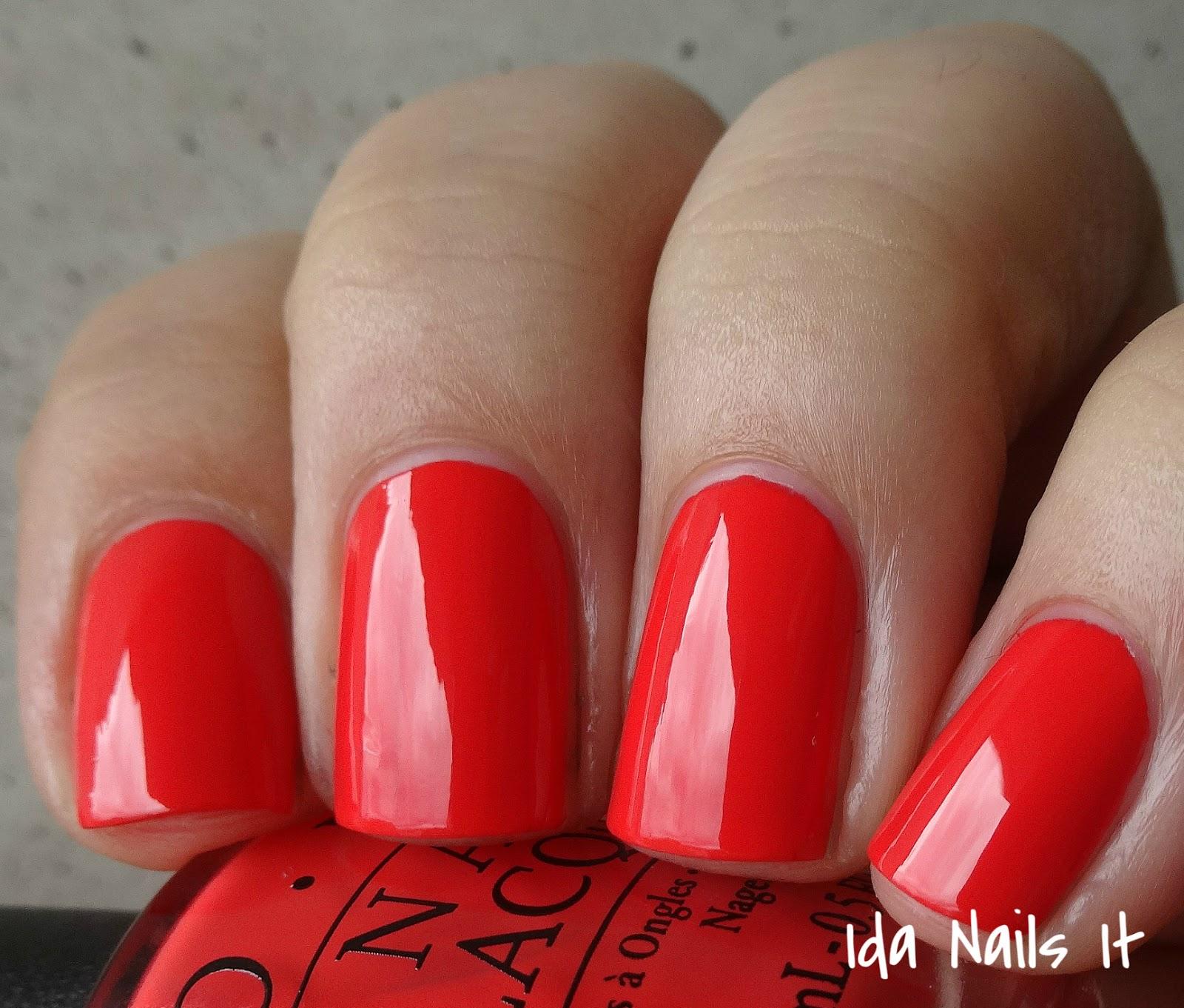 Ida Nails It: OPI Spring 2015 Hawaii: My Picks