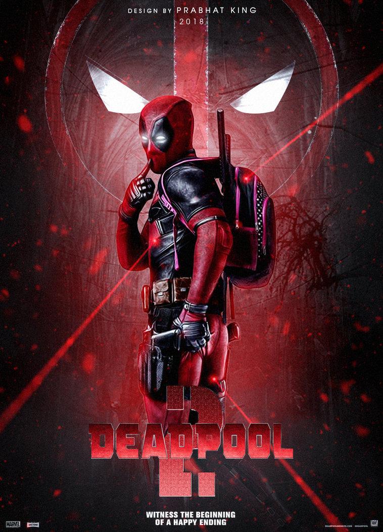 Deadpool 2 Fsk 18