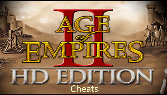 age of empire 2 cheat code