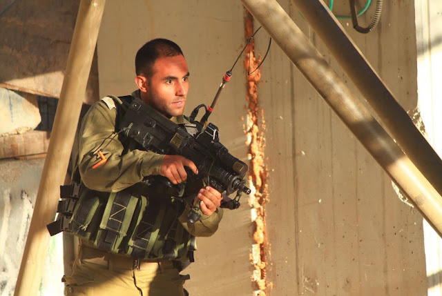 Foto 1: brasileiro testemunha assassinato na palestina
