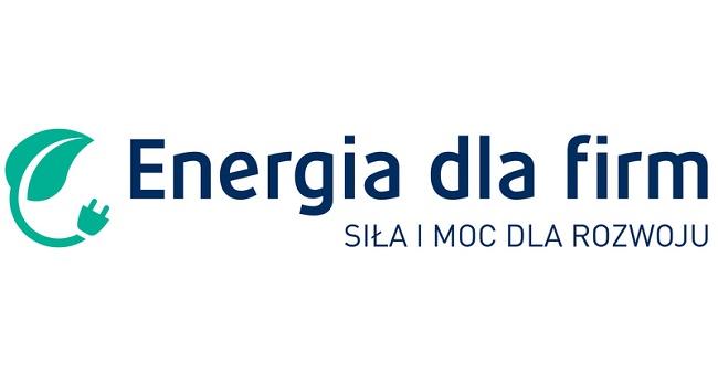 Energia dla firm - logo