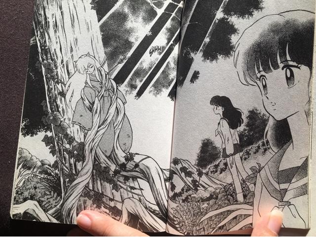 Review zum Manga Inu Yasha