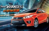 Harga All New Toyota Yaris Surabaya