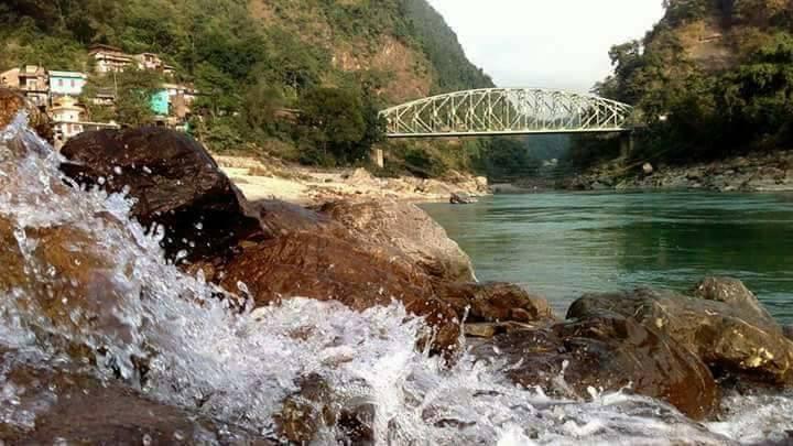 Tinau River Palpa
