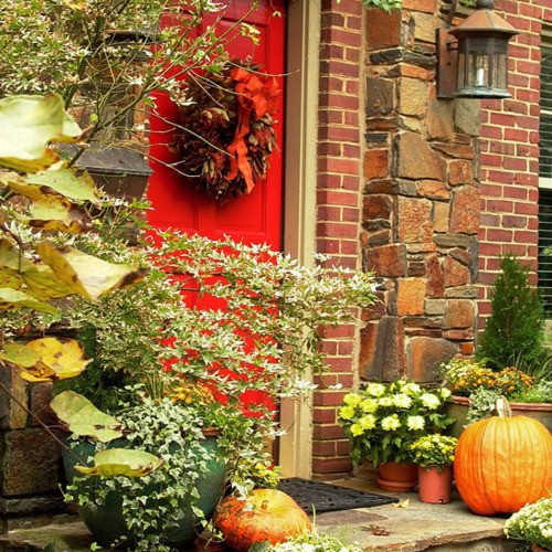 Autumn Yard Decorations: Autumn Posters Picture