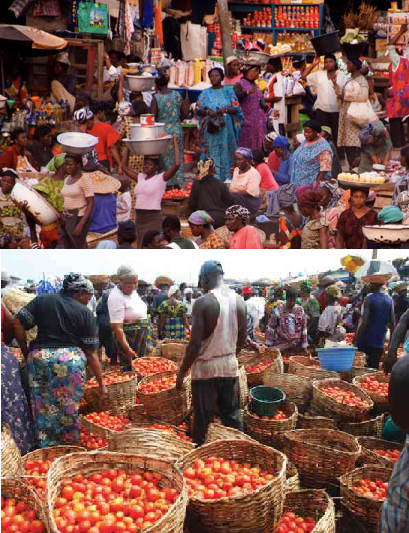 big food stuff market in nigeria pictures