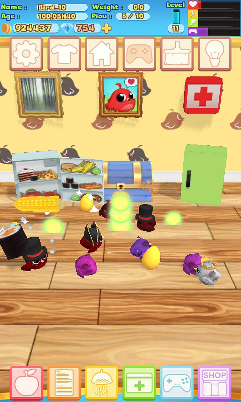 My Pet Bird download version Childrens educational ...  Pet Bird Games