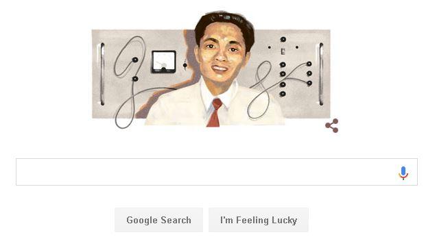 Hari Lahir Samaun Samadikun Ke-85 Google Doodle Hari Ini
