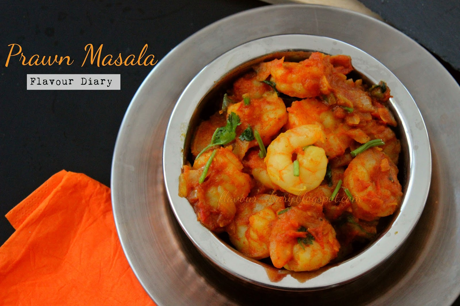 Prawn Masala Curry Recipe Non veg curry