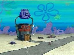 Bikini bottom hospital