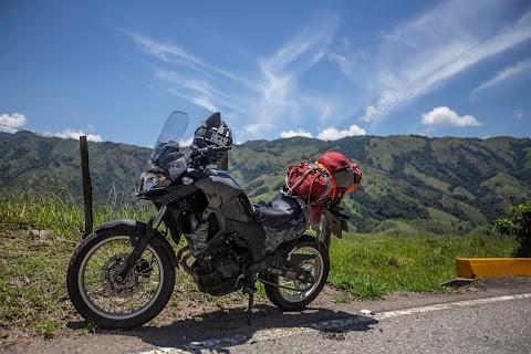 Colombia Moto Adventure