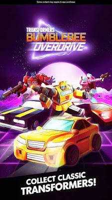 Transformers Bumblebee overdrive apk