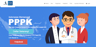 Juknis Pendaftaran PPPK 2019