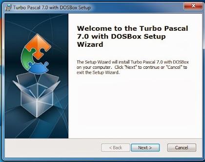 Phần mềm Turbo Pascal 7.0