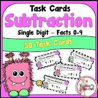simple subtraction