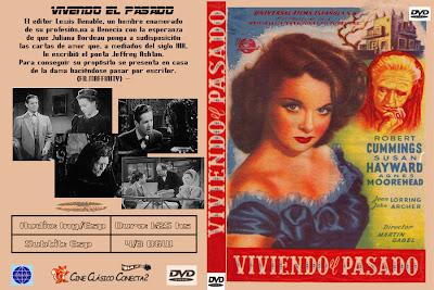 Título: Viviendo el pasado | 1947 | The Lost Moment, Cover, Carátula DvD