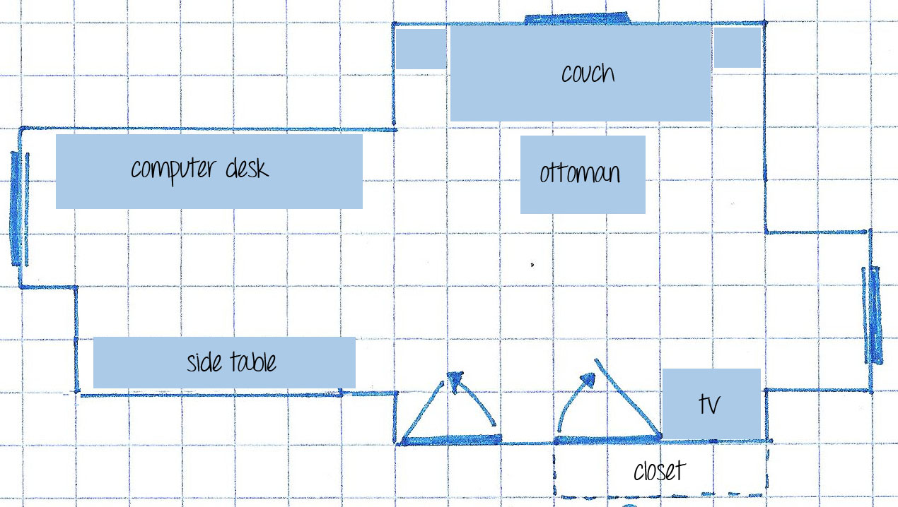 Room arrangement planner for Room planner