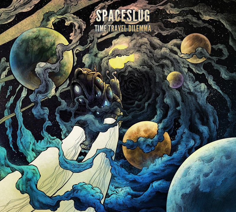 Spaceslug - Time Travel Dilemna | Review