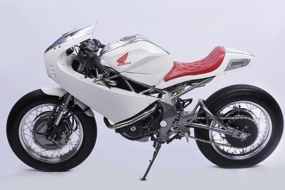 neo cafe racer mark 1 cbr250rr lunatic custom motorcycle. Black Bedroom Furniture Sets. Home Design Ideas
