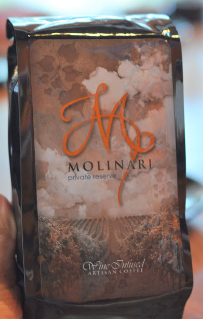 Molinari Private Reserve Coffee | Taste As You Go