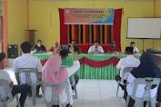 Pemerintah Kecamatan Singkohor Gelar Rapat Koordinasi
