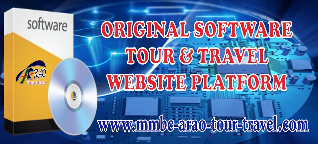 Original Software MMBC ARAO Tour and Travel