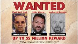 Hoa Kỳ treo giải thưởng 5 triệu Mỹ Kim cho ai cung cấp thông tin dẫn đến việc bắt giữ trùm lãnh đạo nhóm vũ trang Hamas