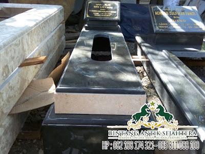 Kijingan Kuburan Terbaru, Proses Pembuatan Kijing Makam, Berbagai Model Makam