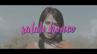 Lirik Lagu Salah Konco - Anni Viviola