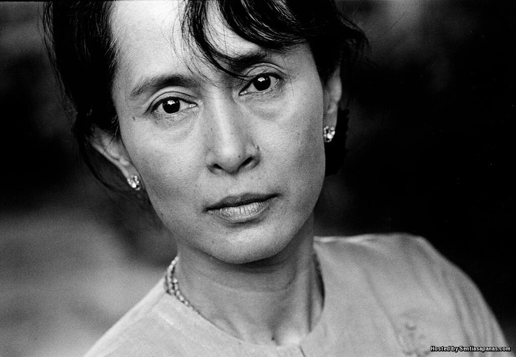 Senarai Anugerah Kemanusiaan Aung San Suu Kyi Yang Ditarik Balik