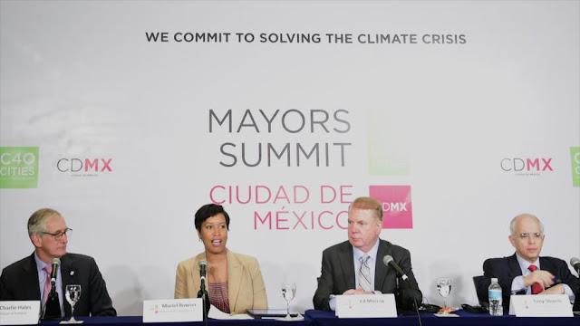 """Alcaldes de EEUU proponen construir """"puentes"""" en vez de """"muros"""""""