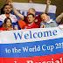 Brasil lidera compra de ingresso para jogos da Copa do Mundo na Rússia