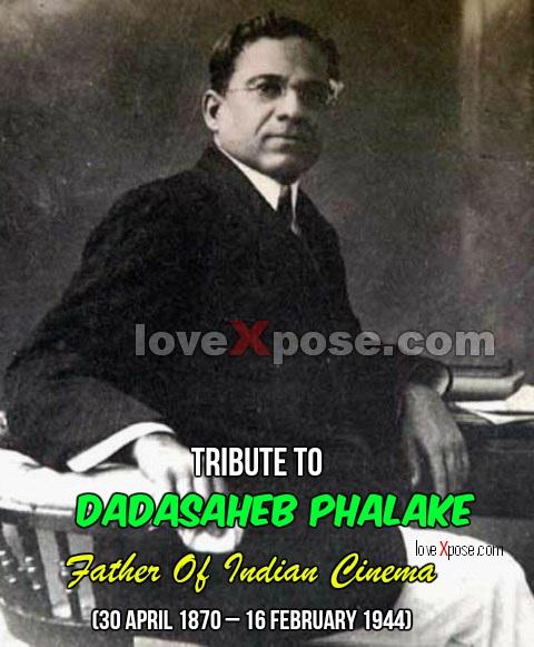 Dadasaheb Phalake Tribute Remembring