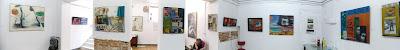 Exposición Diana Giménez Figueroa en Espacio Cultural Abierto.