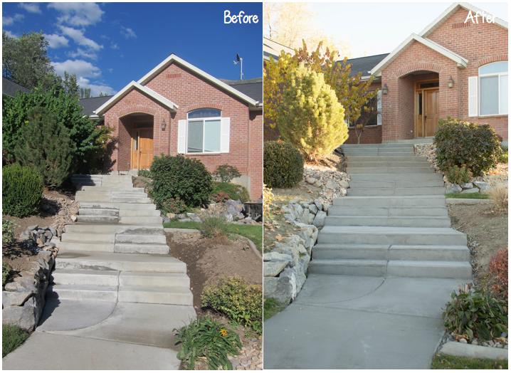 ca745688e386 do it yourself divas  Make New Concrete Match Old Concrete