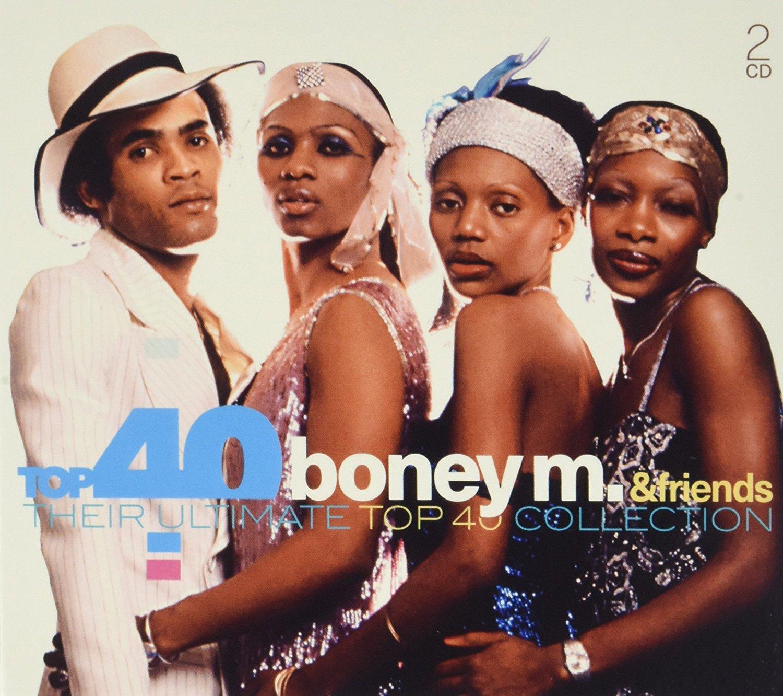 07/07/2017 Boney M. & Friends (2CD compilation) BMaF-2017