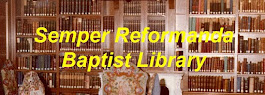 Baptist and reforming to God's Word