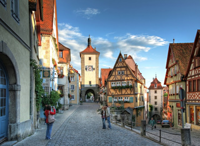 Rothenburg, Bayern