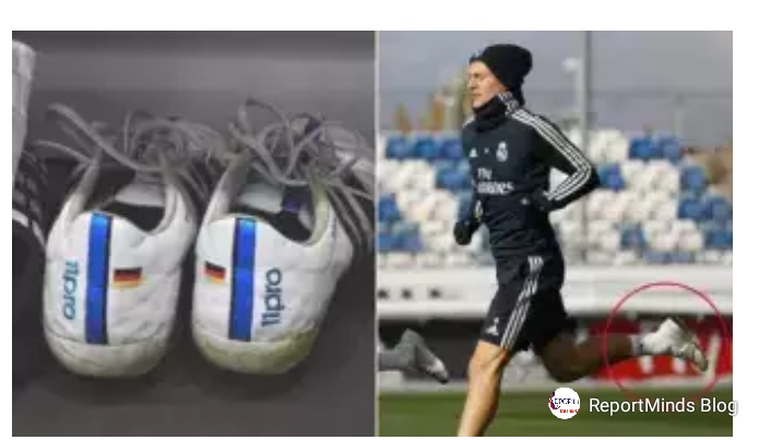 Forever Adipure Toni Kroos Reveals Details About His Boots
