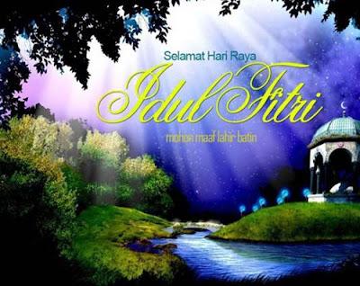 Niat Shalat Hari Raya Idul Fitri