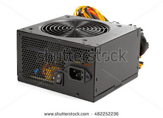 power  مكونات الحاسوب