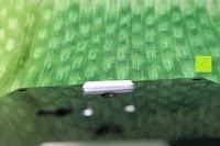 Klettklebeband: Nachtlicht Schrankbeleuchtung LED-Leuchte zum Aufhängen und Kleben, batteriebetriebe LED Nachtleuchte Schranklicht ohne Strom und Steckdose