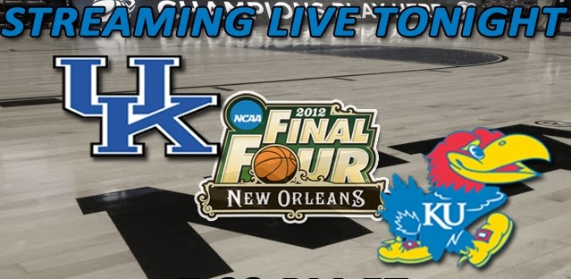 Live Basketball TV: Watch Kentucky vs Kansas 2012 NCAA ...
