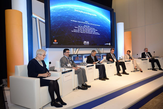 HE Saeed Mohammed Al Tayer participates in panel discussion during 23rd World Energy Congress in Istanbul